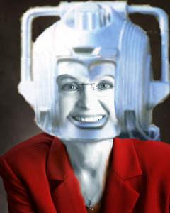 Sarah Palin Cyberman