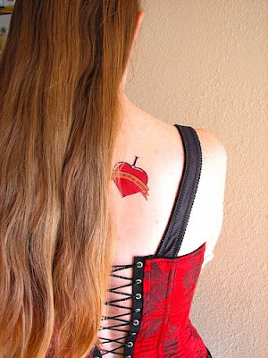 Girls Like Cute Tattoos Design