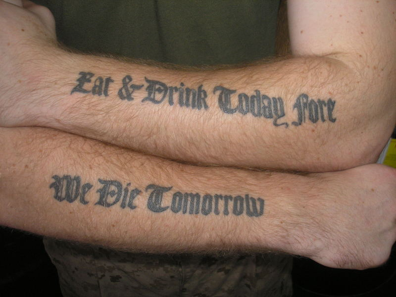 Photo of Matching Love Tattoos For Couples