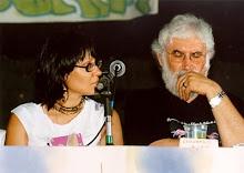 Leonardo Boff e eu no FME em 2003 ;-)