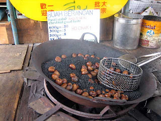 Lat Chee ( Roasted chesnut)