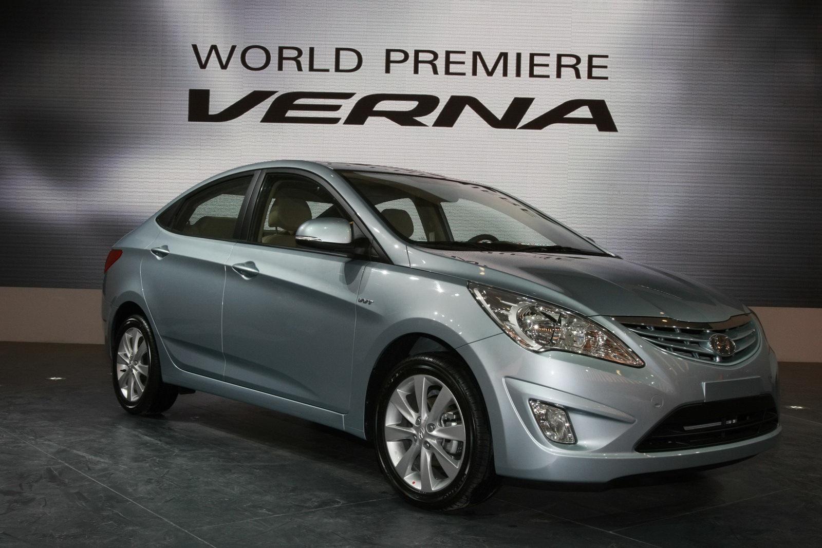 Auto Cars Project 2011 Hyundai Accentverna