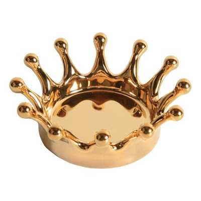 Superb The Milk Crown Tray Was Inspired By The Beautiful Yet Ephemeral Crown Shaped  Structures Created When A Drop Of Milk Splashes Into A Larger Amount Of  Liquid. Home Design Ideas