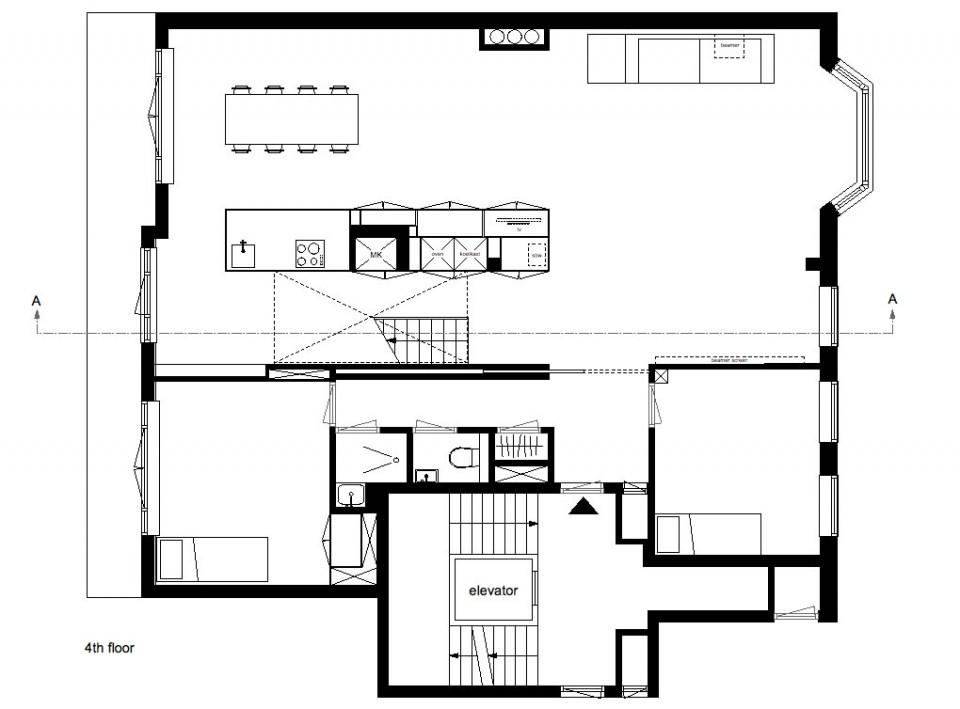 Minimal House Plans minimal interior amsterdam | modern designmoderndesign