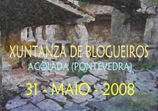 XUNTANZA DE BLOGUEIROS EN AGOLADA.
