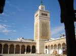 Ezzeitouna Mosque in Tunis
