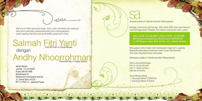 ethnic wedding invitations