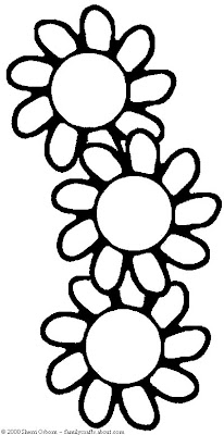 flower-coloring-pages