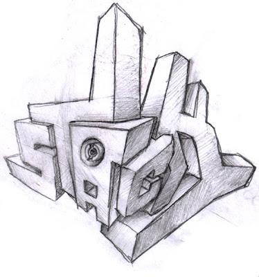 sketch stack 3D