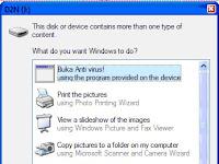 Deteksi Virus dari USB Flashdisk (UFD)