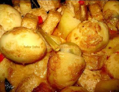 Resep Sayur Lodeh Indofood