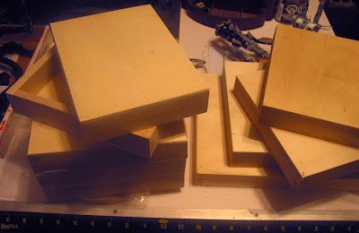 Model Display Bases