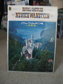 Neuschwanstein Castle, + Whitebase Assault Craft