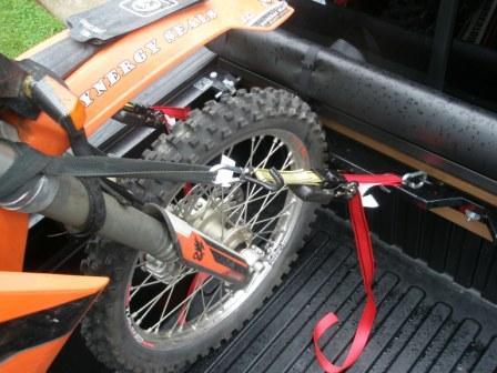 Dirt Bike Blogger Transporting And Loading