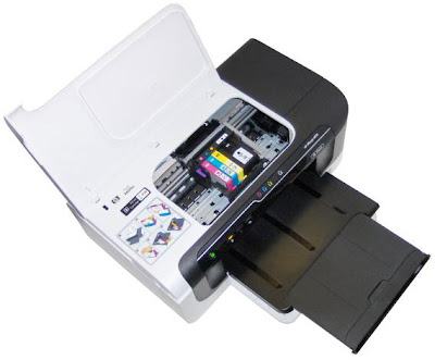 HP Officejet 6000 Wireless Printer User manual