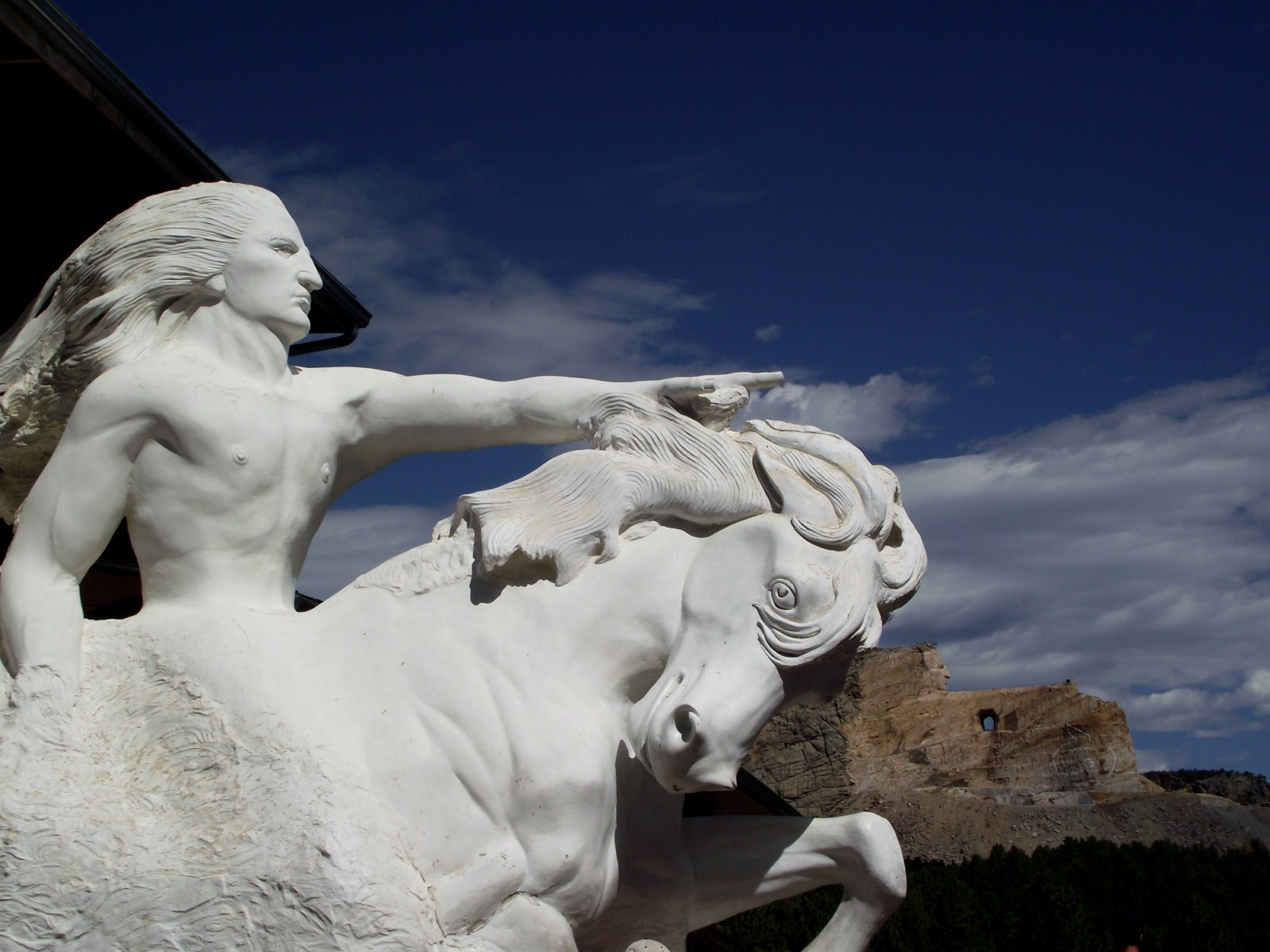 Crazy Horse Memorial Completion Date Crazy horse monument takes