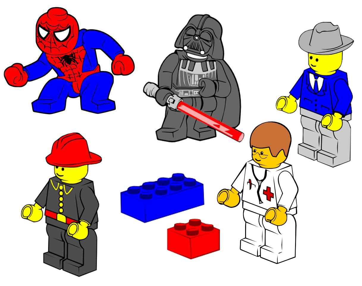 Download Jennifer Collector of Hobbies: Lego's are just the best ...