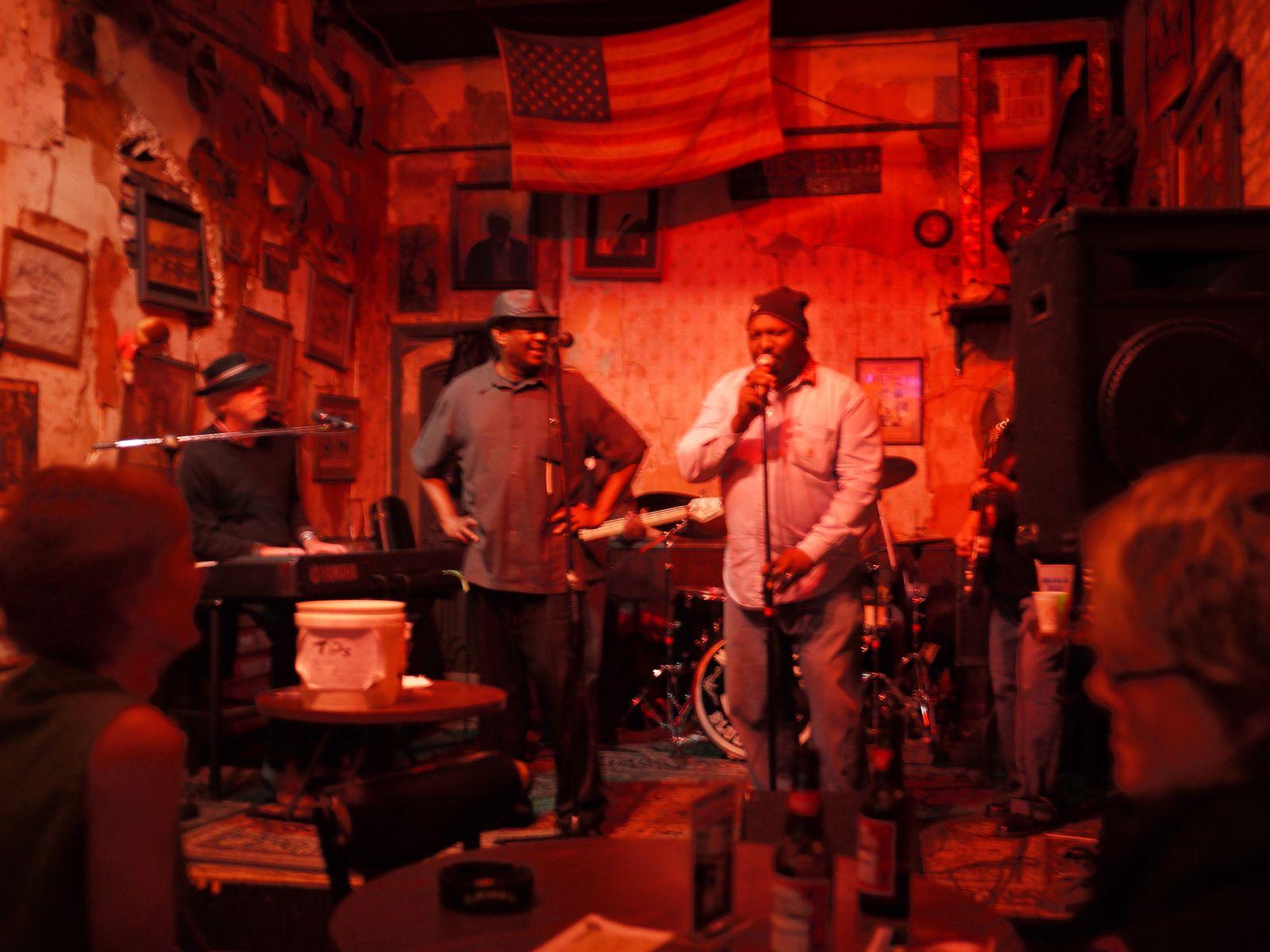 Rum Boogie Cafe S Blues Hall Juke Joint Memphis Tn