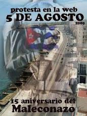 PROTESTA 5 DE AGOSTO