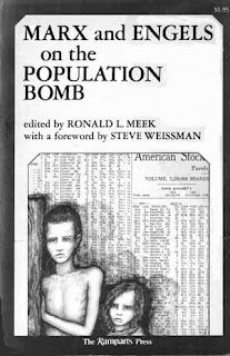 Marx and Engels on the Population Bomb Ronald L. Meek