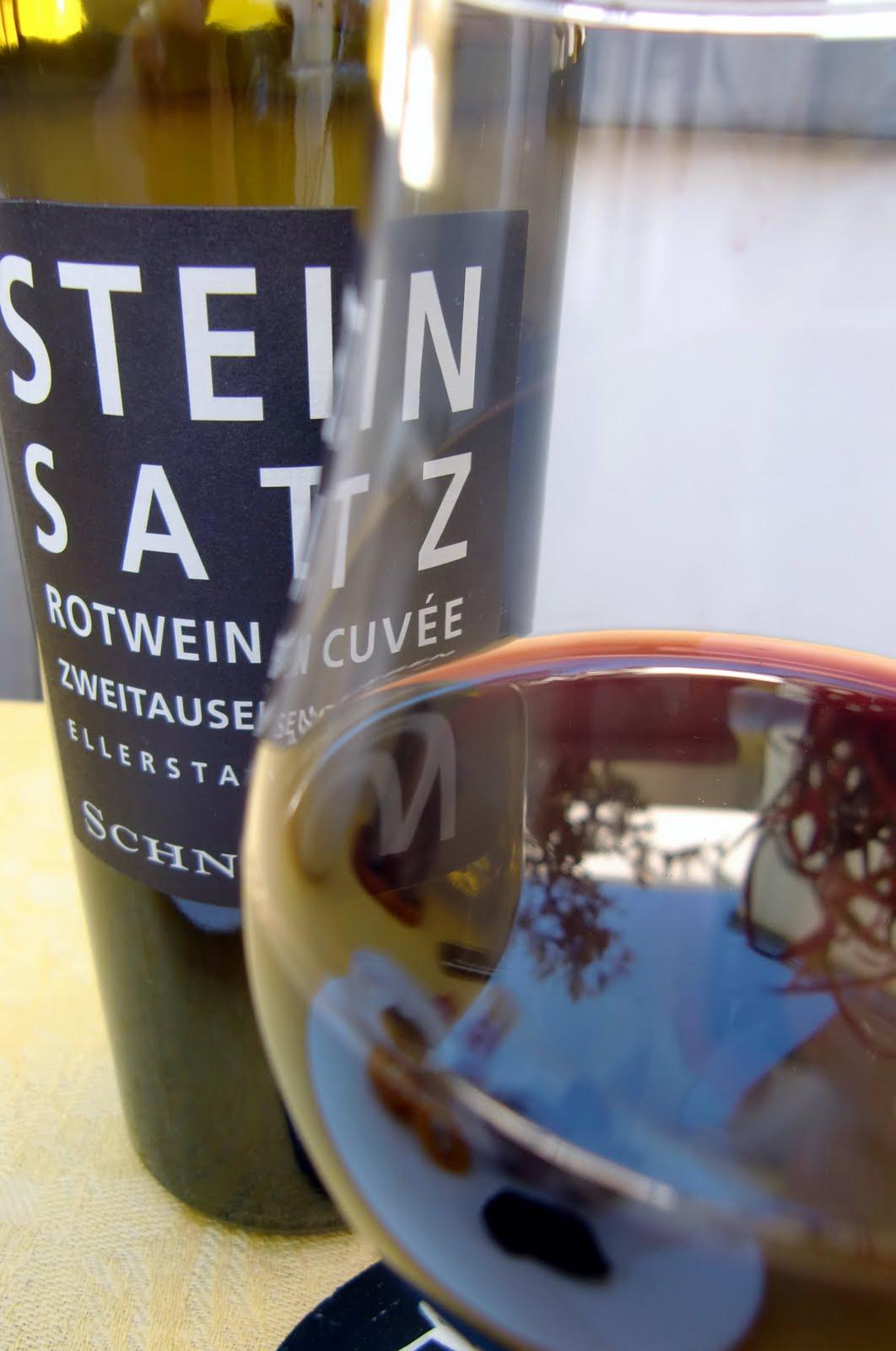 myexperience4u: Weinrallye # 35 Stein, Satz & Wein
