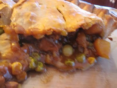 Ina Garten Pot Pie beef pot pie w/ ina garten pie crust - floating cloudberries the