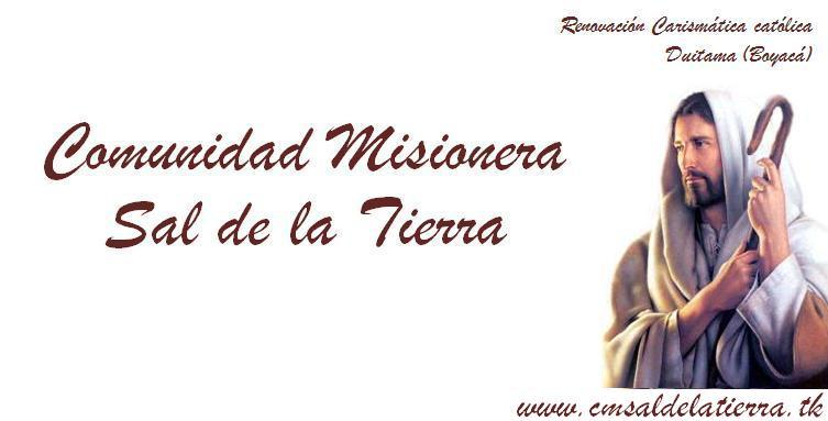 COMUNIDAD MISIONERA SAL DE LA TIERRA