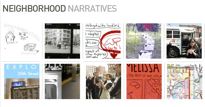 Spring 2010 Neighborhood Narratives