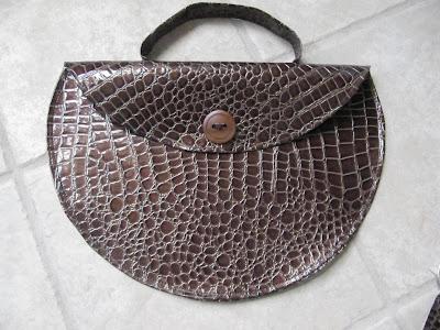 joli sac rond ou demi