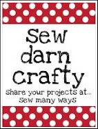Sew Darn Crafty...Blog Party!!