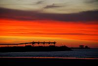 Sunset at Wallaroo