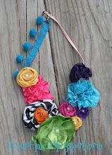 Rosetta Girl's Necklace