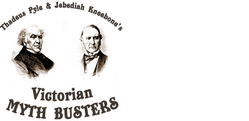 Victorian Myth Busters