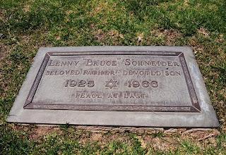 Lenny Bruce's Grave