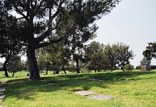 Lenny Bruce at Eden Memorial Park