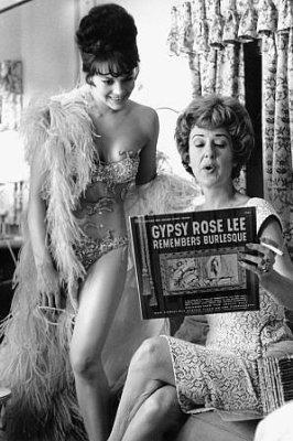 Natalie and Gypsy