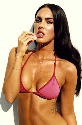 Bikini Babe Megan Fox