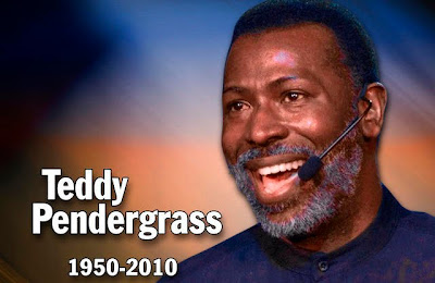 R&amp;B singer Teddy Pendergrass died at 59 - Photos &amp; Funeral Details