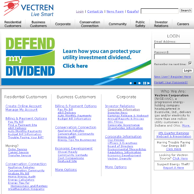 How to Login at Vectran.com Website for Online Bill Payment ?