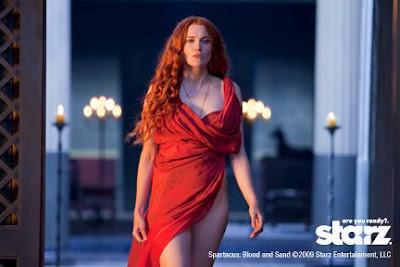 Spartacus Season 2 Cast & Spoilers