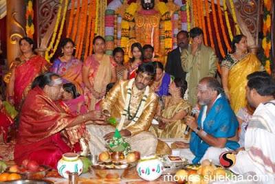 Vishnuvardhan Kannada Actor Wallpaper Vishnuvardhan marriage photosVishnuvardhan Marriage Photos Kannada Film Actor