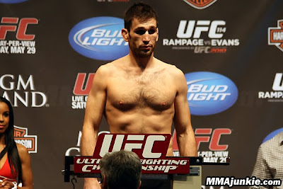 UFC 114 weigh-in Highlight Videos & Photos