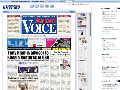 Read Asian Voice Newspaper: ePaper Online at epaper.asian-voice.com