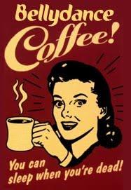 Bellydance coffee