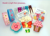 NurelL's Craft First Giveaway!