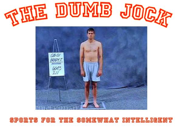 The Dumb Jock