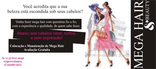 Mega Hair e Beauty megahairebeauty@hotmail.com