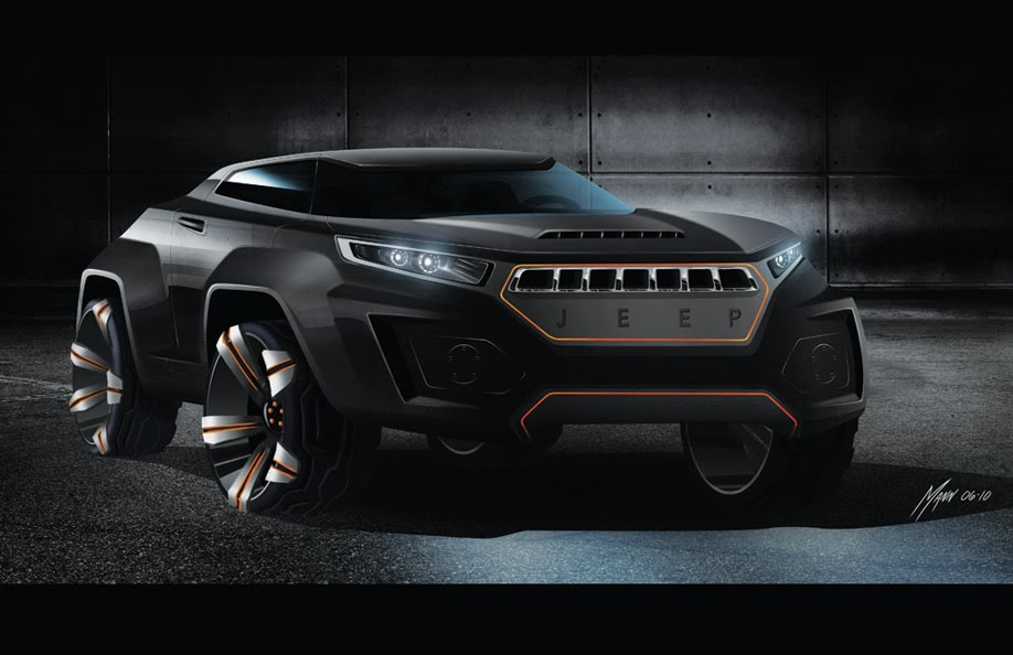 2016 update on jeep concept truck autos post. Black Bedroom Furniture Sets. Home Design Ideas