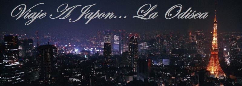 Viaje A Japon... La Odisea