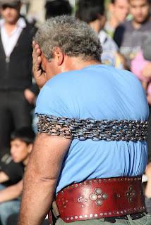 معرکه گیری در تهران -فروردین 1388